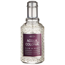 4711 Acqua Colonia Plum & Honey, Hazel & Tonka (2014) {New Fragrances}