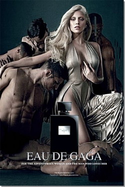 More News on Lady Gaga Eau de Gaga (2014) {New Perfume} {Celebrity Fragrance}