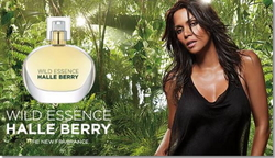 Halle Berry Wild Essence (2014) {New Fragrance} {Celebrity Perfume}