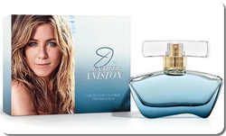 Jennifer Aniston J Hopes to Make a Splash (2014) {New Fragrance} {Celebrity Perfume}