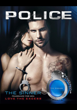 Police The Sinner for Her & Him Borrow Handcuffs from 50 Shades of Grey (2014) {New Perfumes}