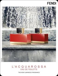 L'Acquarossa Eau de Toilette (2014) {New Perfume}