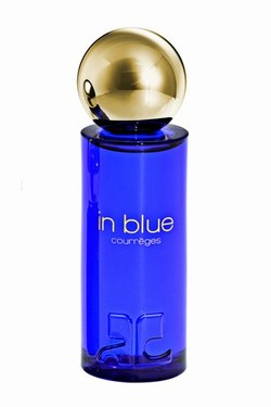 Courrèges in Blue (2014) {New Fragrance}