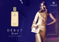 Aigner Début by Night (2014) {New Fragrance}