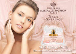 Marina de Bourbon Tendre Reverence (2014) {New Perfume}