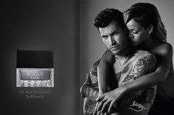 Rihanna Rogue Man (2014) {New Perfume} {Men's Cologne} {Celebrity Fragrance}