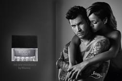 Rihanna Rogue Man (2014) {New Perfume} {Men's Cologne} {Celebrity Fragrance}