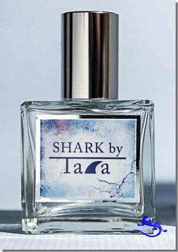Shark by Tara: The Lavender Scent of a Sharknado in the Sky (2014) {New Perfume} {Celebrity Fragrance}