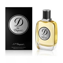S.T. Dupont So Dupont pour Homme (2014) {New Perfume} {Men's Cologne}