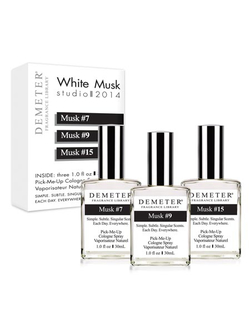 Demeter White Musk Studio 2014 {New Fragrances}
