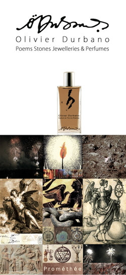 Olivier Durbano Prométhée (2014) {New Fragrance}