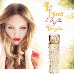 Lolita Lempicka Elle L'Aime à la Folie (2014) {New Fragrance}