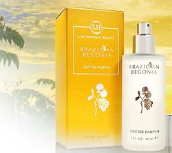 Lisa Hoffman Brazilian Begonia (2014) {New Perfume}
