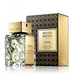 Molton Brown Shisur (2014) {New Perfume} {Oudh Notebook}