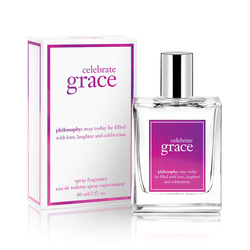 Philosophy Celebrate Grace (2014) {New Fragrance}