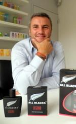 NéoZ All Blacks Legend (2014) {New Perfume} {Celebrity Fragrance}
