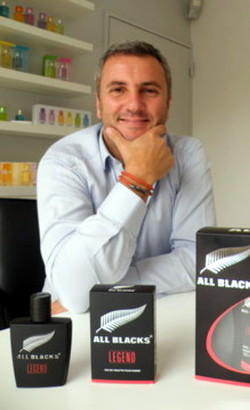 NéoZ All Blacks Legend (2014) {New Perfume} {Celebrity Fragrance}