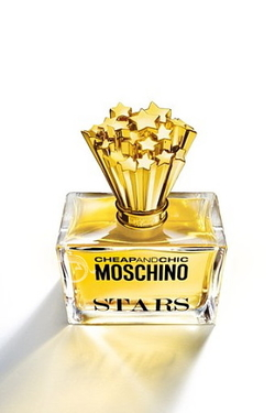 Moschino Cheap & Chic Stars (2014) {New Perfume}
