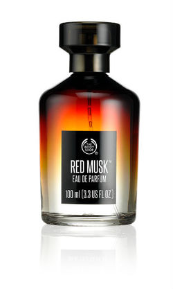 The Body Shop Red Musk (2014) {New Fragrance}