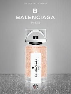 Balenciaga B. (2014) {Perfume Review & Musings}
