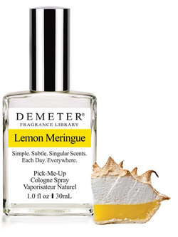 Demeter Lemon Meringue (2014) {New Fragrance}