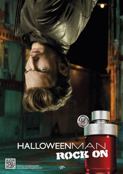 Jesus del Pozo Halloween Man Rock On (2014) {New Fragrance} {Men's Cologne}