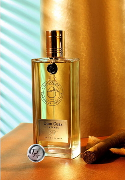 Nicolaï Cuir Cuba Intense is a Complex Work whose Point of Origin is Tobacco Absolute (2014) {New Fragrance}