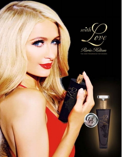 Paris Hilton With Love (2014) {New Fragrance} {Celebrity Perfume}