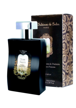 La Sultane de Saba Champaka Fleurs Tropicales - An Outsider Art Creation (2014) {Perfume Review & Musings}
