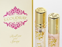 E. Coudray Have Devised a New, Original Perfume Packaging {Fragrance News} {New Flacon}