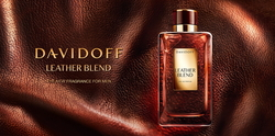 Davidoff Leather Blend (2014) {New Perfume} {Men's Cologne}