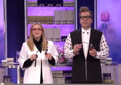 Drew Barrymore & Jimmy Fallon Become Your Worst Nightmare, Spritz-wise {Movies & Olfaction}