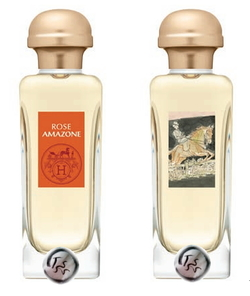 Hermès Rose Amazone (2014): From Hokusai Manga to Video-Game Mangas {Perfume Review & Musings} {Paris Photo}