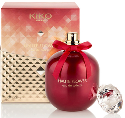 Kiko Haute Flower & Visionary for Haute Punk (2014) {New Perfumes}