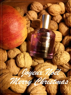 Yves Rocher Fruits Noirs ~ Blackberries (2014) {Perfume Short (Review)}