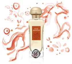 Hermès Rose Amazone (2014) - Of Video Games & Mangas {New Perfume}