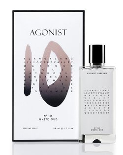 Agonist No.10 White Oud (2014) {New Perfume}