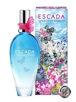 Escada Turquoise Summer (2014-2015) {New Perfume}