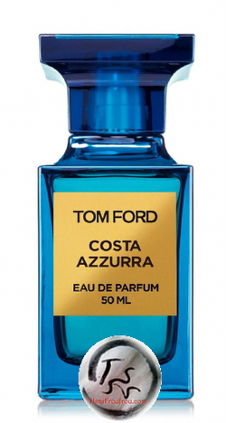 Tom Ford Costa Azzurra Travels to Sardinia (2014) {New Fragrance}