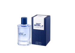 David Beckham Classic Blue for Men (2014) {New Perfume} {Men's Cologne} {Celebrity Perfumes}