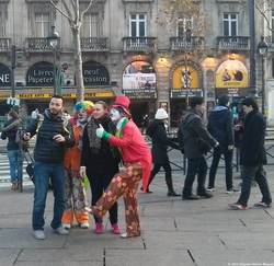 2014, Year of the Selfie Stick ~ Happy New Year 2015 {Scented Thoughts} {Paris Photo}