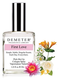 Demeter First Love (2015): To South Korea & Back to the USA {New Fragrance}