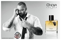 Gydja Names Strongman Hafþór Júlíus Björnsson of Game of Thrones its New Face (2015) {Fragrance News} {Perfume Images & Ads}