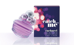 Cacharel Catch Me...(2012): An Olfactory Epiphany {Perfume Review & Musings} {Paris Photo}