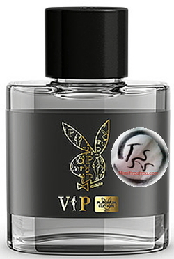 Playboy VIP Platinum Edition is Signed by Perfumer Fabrice Pellegrin (2015) {New Perfume} {Men's Cologne} {Perfumista on a Shoestring Budget}