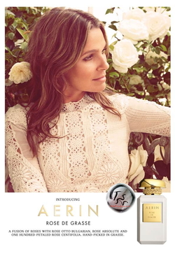 AERIN Rose de Grasse (2015) {New Perfume} {Rose Notebook}