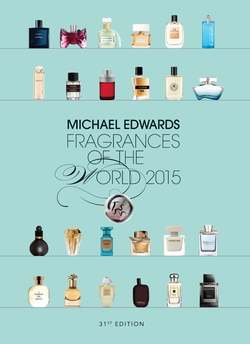 Fragrances of the World 2015 by Michael Edwards Release their Annual Vintage {Fragrance News} {Fragrant Reading}