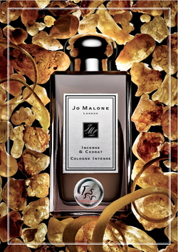 Jo Malone Incense & Cedrat Intense Cologne (2015): Great Bones Don't Lie {Perfume Review & Musings} {New Fragrance}