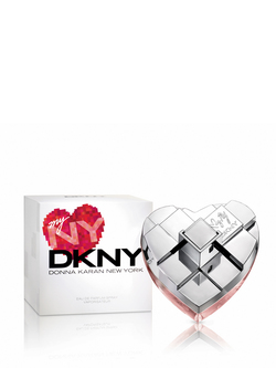 DKNY My NY (2014) - The Smell of New, Upbeat - & Old, Retro New York {Perfume Review & Musings}