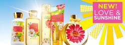 Bath & Body Works Love & Sunshine (2015) {New Fragrance}